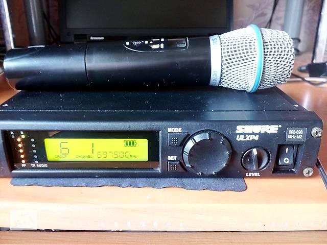 продам Радиосистема Shure ULXP24BETA87A бу в Одессе