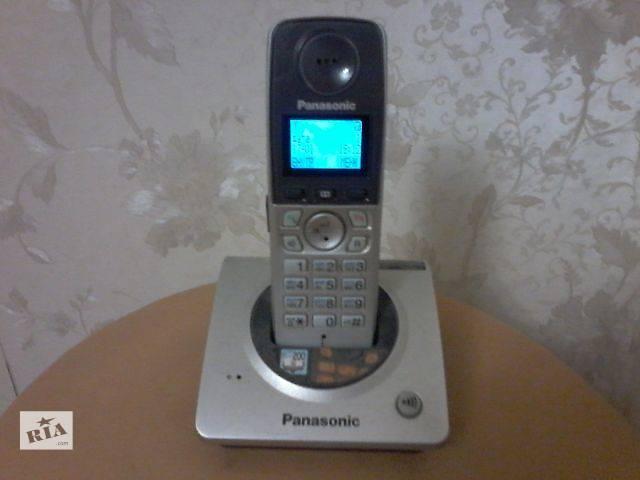 продам Радиотелефон  Panasonic KX-TG 8077 UA бу в Запорожье