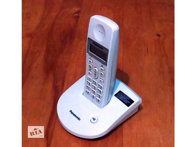продам Радиотелефон Panasonic KX-TG1077UA бу в Кременчуге