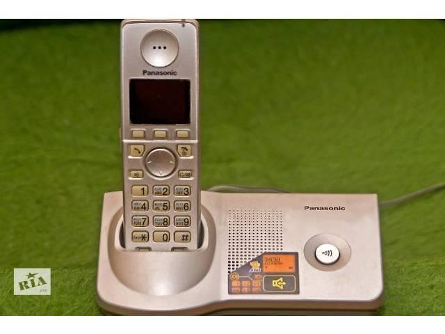 продам Радиотелефон «Panasonic  KX-TG7107UA» в хорошем состоянии. бу в Одессе