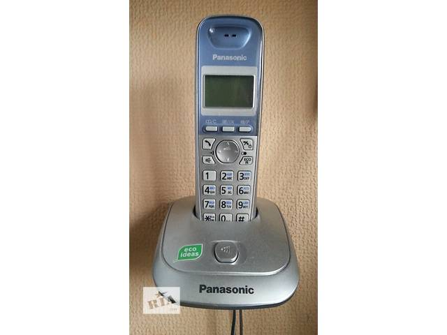 купить бу Радиотелефон Panasonic RX-TG2511UA (АОН) в Киеве