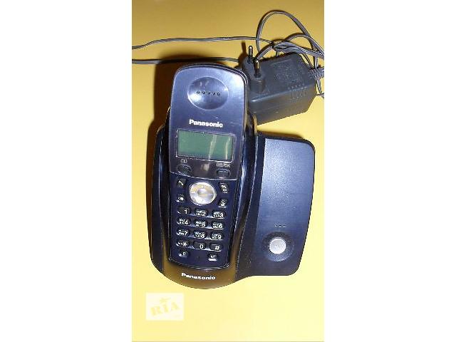 купить бу Радиотелефон Panasonic в Киеве