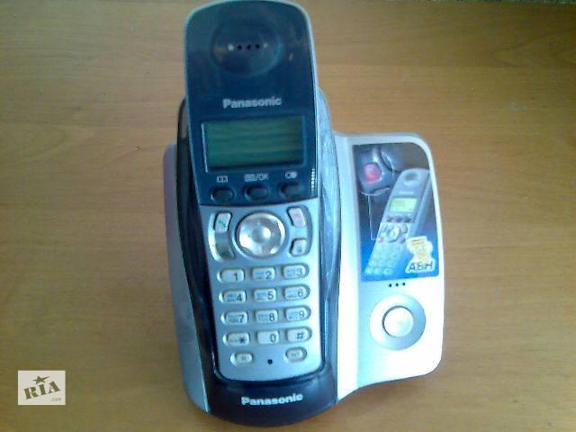Радиотелефон Panasonic KX-TCA121UA Б/У- объявление о продаже  в Виннице
