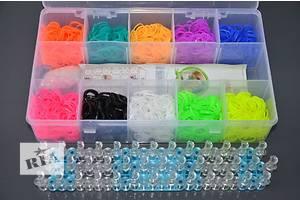 Rainbow Loom Bands Радужные резинки для плетения. делаем браслеты и сувениры своими руками.наборы для детей и родителей.