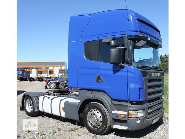 бу  Рама для грузовика Scania R 420 в Умани