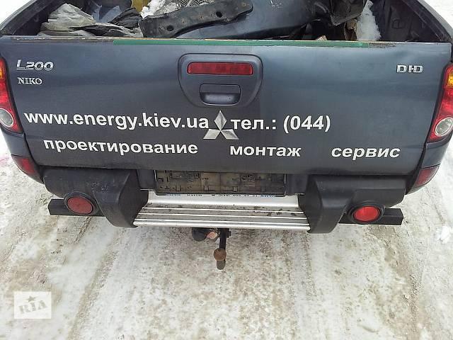 купить бу Рама Mitsubishi L 200 2011 в Буче (Киевской обл.)