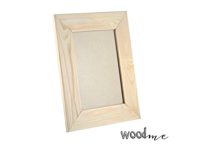 Рамка деревянная без стекла, ширина 5 см- объявление о продаже  в Киеве