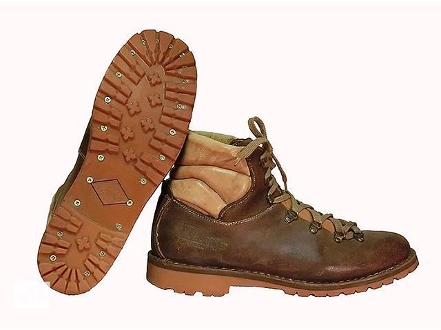 продам Рантовые ботинки для пешеходного туризма. Размер 46/30 см. бу в Львове