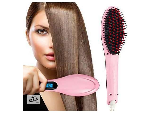 купить бу Расческа для выпрямления волос в Киеве