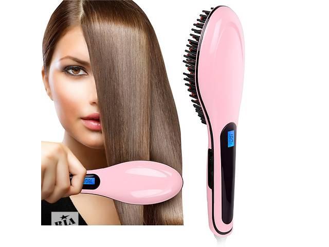 продам Расчёска выпрямитель Fast Hair Straightener/Оригинал +скрины отзывов бу в Киеве