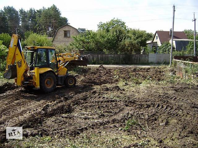купить бу Расчистка территории под строительство. в Харькове