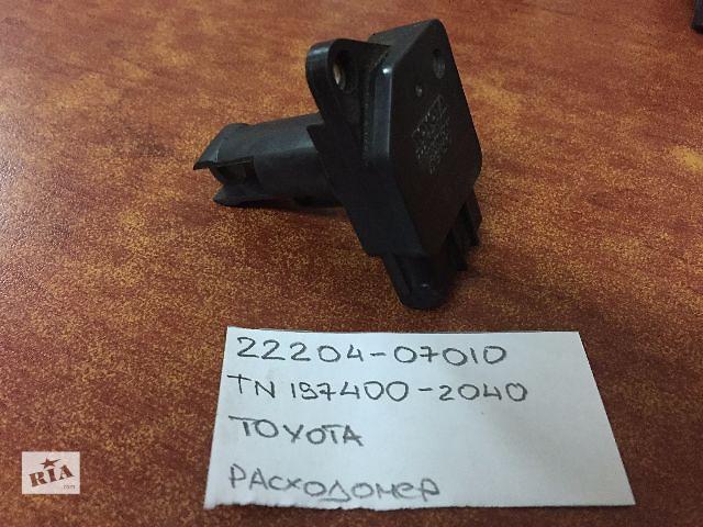 купить бу Расходомер,   датчик кислорода  Toyota  22204-07010   TN197400-2040 в Одессе