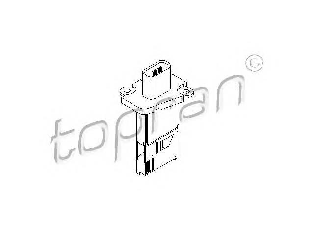 купить бу Расходомер Trafic/Vivaro 1.9dCi 01- Ford Connect 1.8TDCi 02-/Transit 2.2/2.4TDCi 06- в Луцке