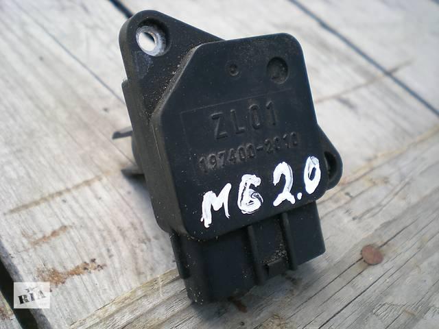 купить бу Расходомер воздуха Mazda 6 в Луцке