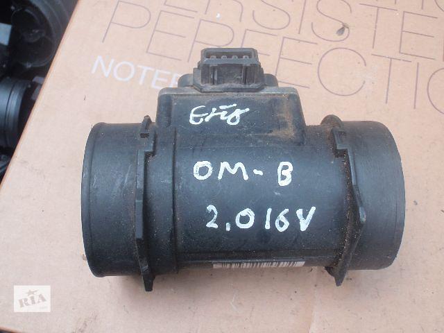 купить бу Расходомер воздуха для Opel Omega B, Vectra B, 8ET009142-08, 5WK9150 в Львове