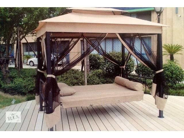 бу Раскладная садовая качеля шатер для кафе или дачи в Одессе