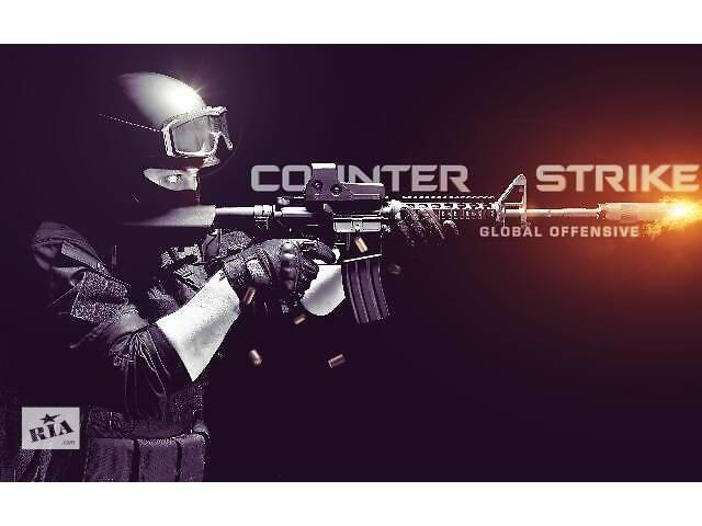 Распродажа Counter-Strike: Global Offensive- объявление о продаже  в Донецке