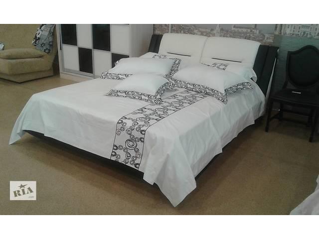 Распродажа! Кожаная кровать от Roberto Pollini (Италия)- объявление о продаже  в Одессе