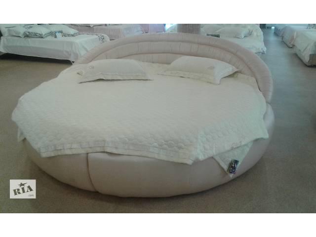 бу Распродажа! Круглая кровать от Roberto Pollini (Италия) в Одессе