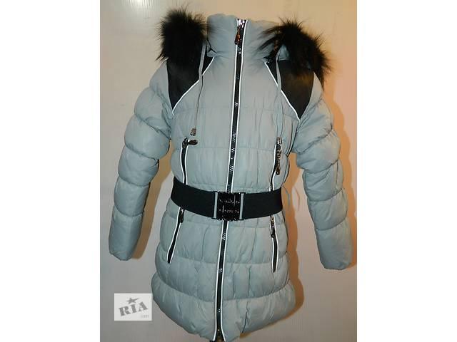 Распродажа. Очень теплые зимние куртки на девочку. Турция. 122, 128, 134см- объявление о продаже  в Броварах