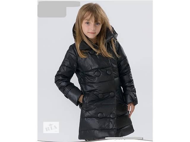 продам Распродажа. Шикарные деми Пальто DKNY для девочек. 110-128см бу в Броварах