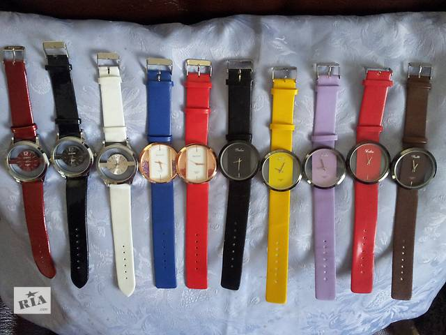 бу Распродажа стильных часов. в Хмельнике