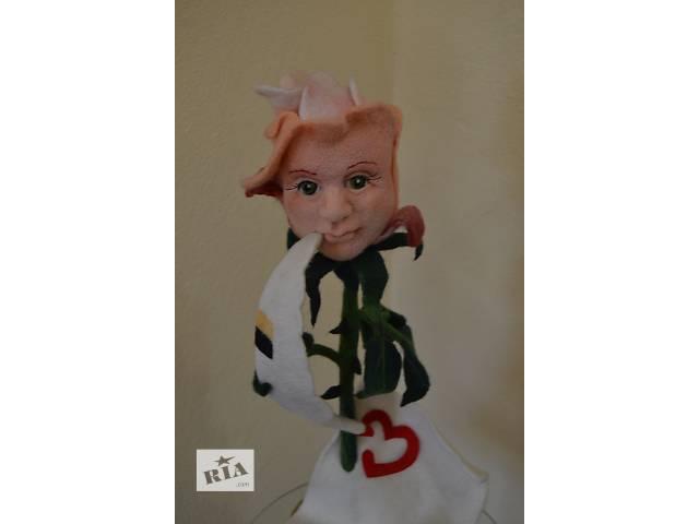 продам Распродажа войлочных интерьерных эксклюзивных кукол бу в Днепре (Днепропетровск)