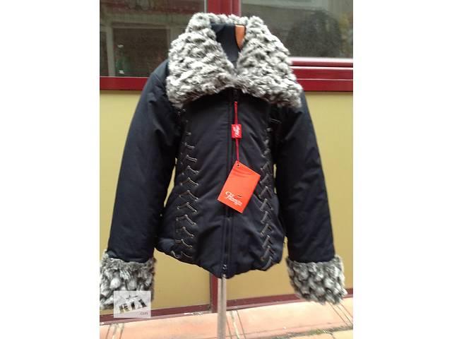 Распродажа витрины. Зимняя курточка на девочку 158-164см.- объявление о продаже  в Броварах