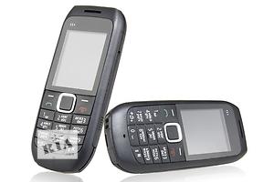 распродажа!!! NOKIA C1+2 SIM,Bluetooth, камерой и FM тюнером+ microSD