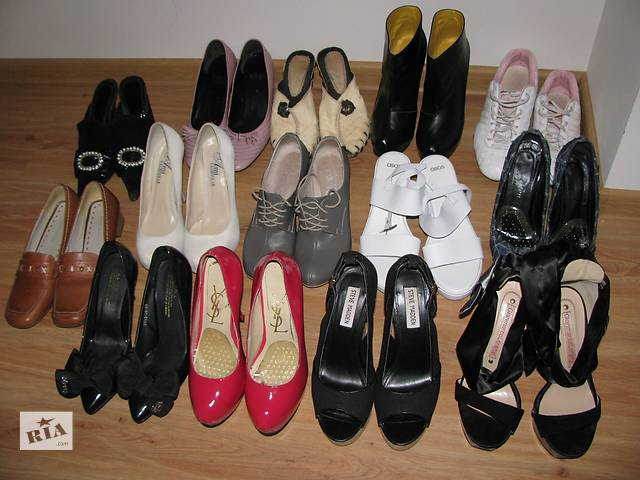 продам Распродажа туфель бу в Дрогобыче