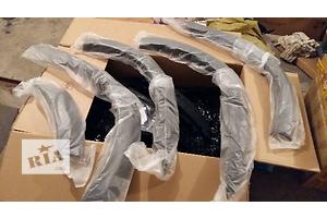 Новые Расширители крыла Mercedes ML 63 AMG