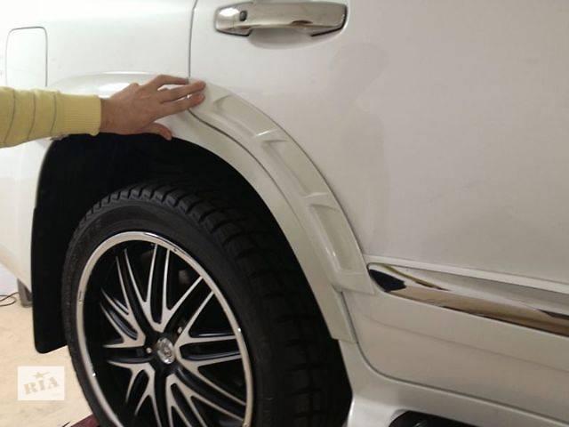 купить бу Расширители арок Toyota Land Cruiser 200 в Луцке