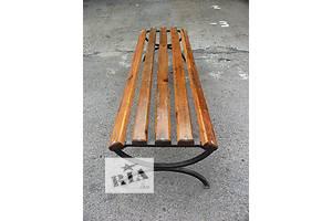 б/у Кованая мебель для сада
