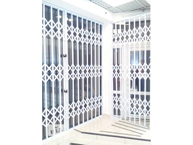 Розсувні решітки для вікон і дверей.Виробник!- объявление о продаже  в Дніпрі (Дніпропетровськ)