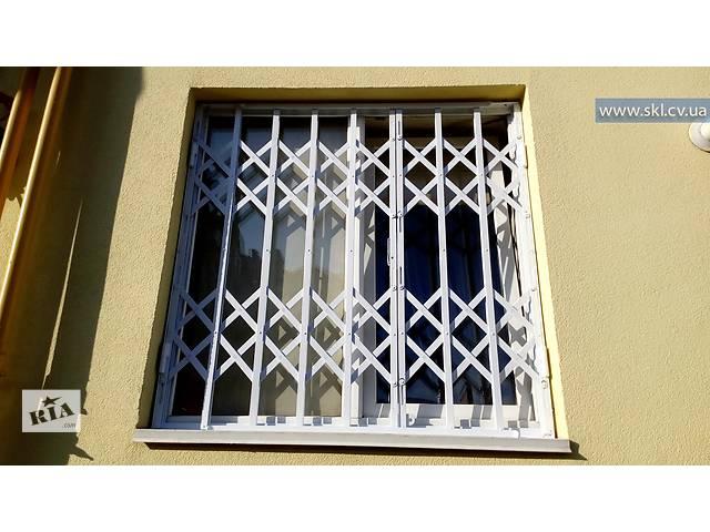 купить бу Раздвижные решетки на окна и двери в г.Черновцы в Черновцах