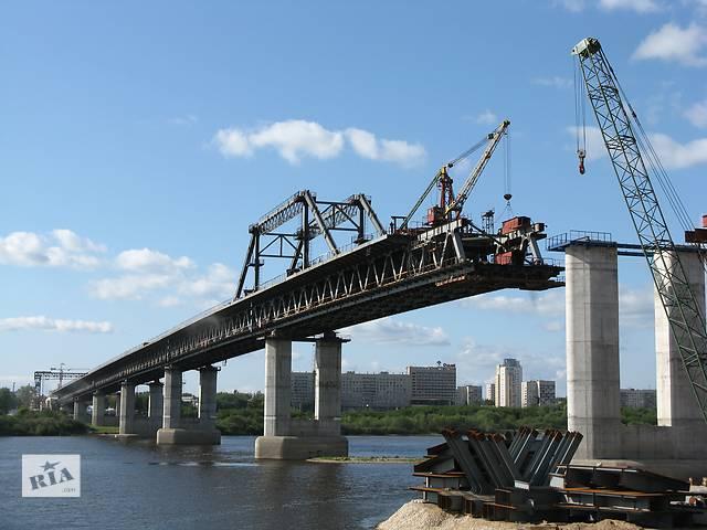 бу Разнорабочие в Польшу на постройку мостов   в Украине