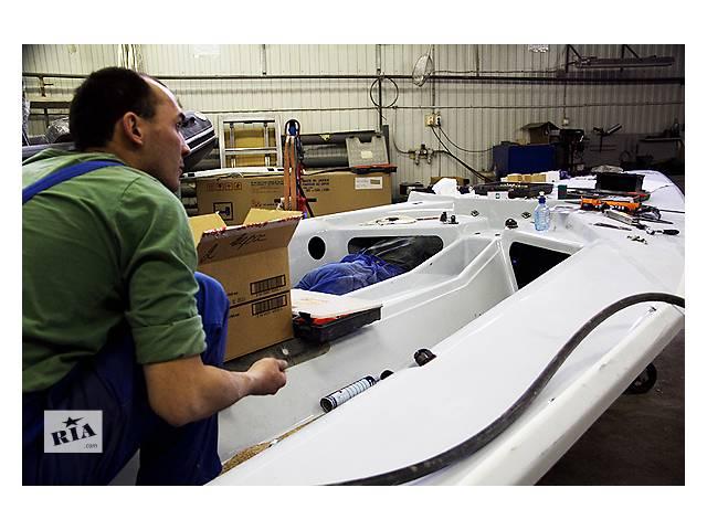 Разнорабочие в Польшу на производство яхт - объявление о продаже   в Украине
