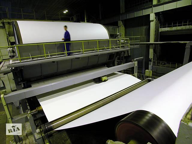 купить бу Разнорабочий в Польшу на производство бумаги  в Украине