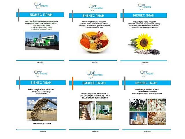 продам Разработка бизнес-планов. Оперативно, профессионально, доступно  бу  в Украине