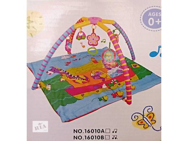 купить бу Развивающий коврик для малышей 16010B в Киеве