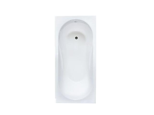 бу Реализуем ванны композитные прямоугольные 150x70 АКВА KOMEL белые в Харькове