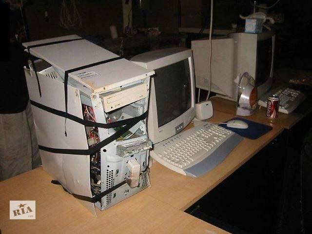 бу Реанимация сгоревшего компьютера в Енакиево