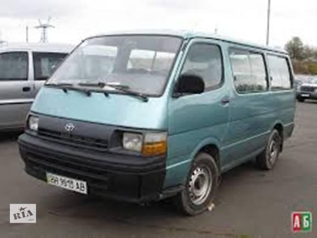 бу Редуктор для микроавтобуса Toyota Hiace в Черкассах