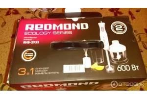 Новые Блендеры Redmond