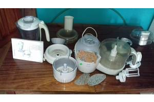 б/у Запчастини для кухонних комбайнів Philips