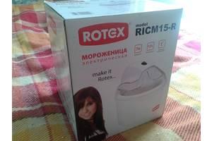 Новые Мороженицы Rotex
