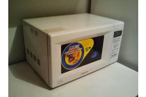 б/у Микроволновка сенсорная Samsung