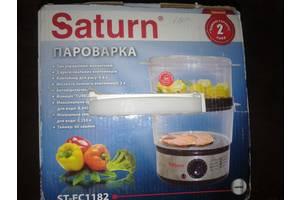 Новые Пароварки Saturn