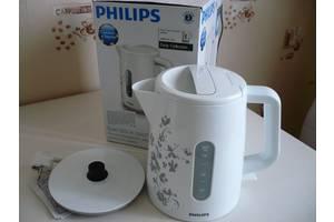 Нові Електрочайники дискові Philips