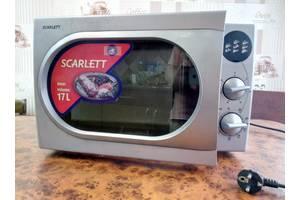 б/у Микроволновая печь Scarlett